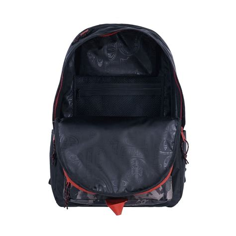Animal Backpack animal clash backpack black from schoolbagstation