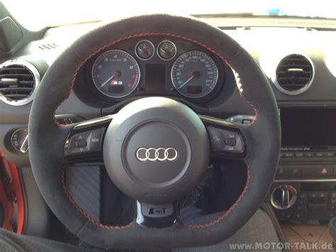Audi S3 Lenkrad by Audi S3 8pa 2 0 Tfsi Sportback Quattro 158510