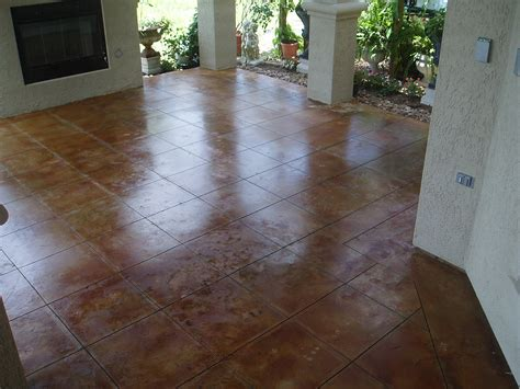 stained concrete houston 28 images stenciled and