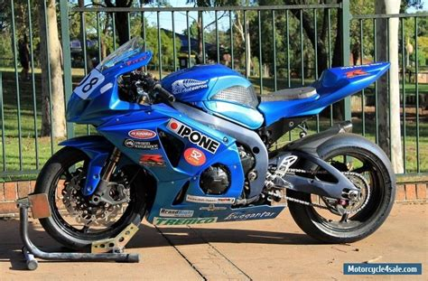 Suzuki Race Bikes For Sale Suzuki Gsxr1000 For Sale In Australia