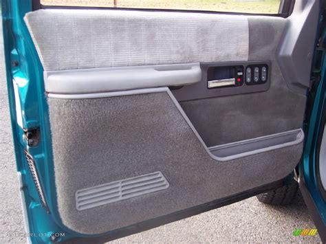 Chevy Door Panels 1994 chevrolet c k 3500 extended cab 4x4 dually door panel photos gtcarlot