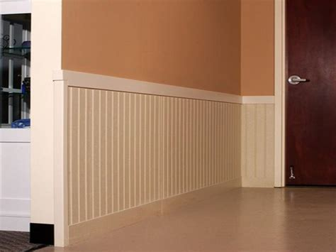 Who Installs Wainscoting Bathroom Installing Wainscoting Steps To Install