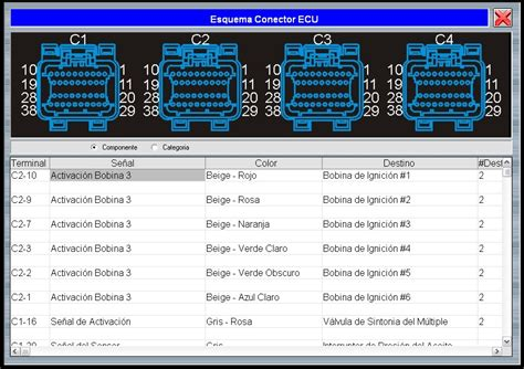 cable layout en espanol drtool diagramas automotrices