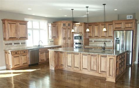 Light Brown Kitchen Light Brown Kitchen Cabinet Colors Pinterest