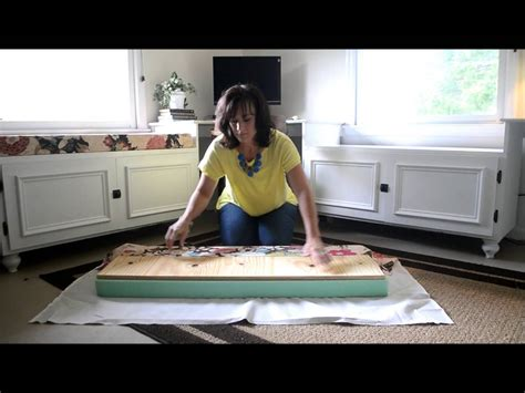 how to make bench seat cushion window seat cushions a fabric guide bench cushions