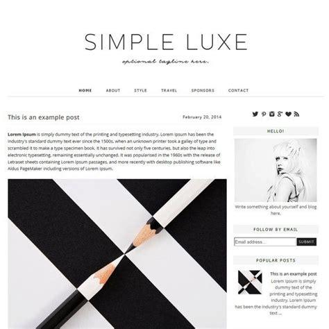 free minimal html template minimalist templates www pixshark images