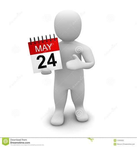 Calendar Holdings Holding Calendar Stock Photography Image 17233222
