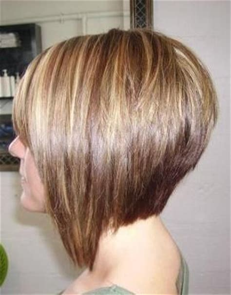 dramatic short back long front bob inverted bob hairstyle back view very nice bob hair cut