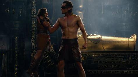 The GODS OF EGYPT Trailer is Totally Insane   Nerdist