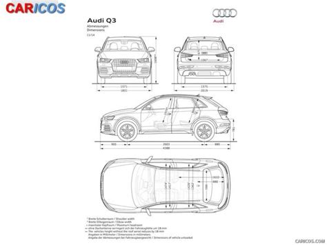 Abmessungen Audi Q3 by 2015 Audi Q3 Dimensions Wallpaper 38 1280x960