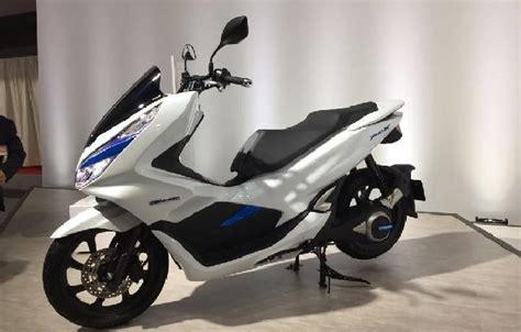 Pcx 2018 Eletrica by Honda Pcx Electric Akan Dijual Di Thailand 2018 Kapan