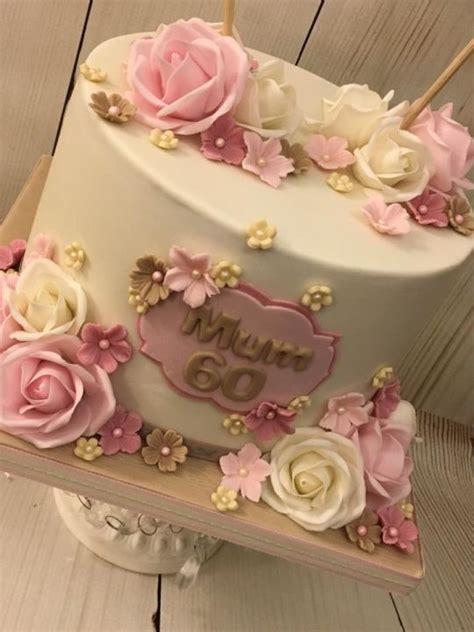 60th Birthday Cake   cake by Shereen   CakesDecor