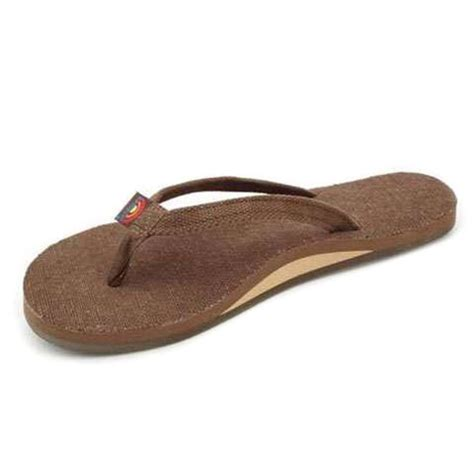 hemp rainbow sandals rainbow hemp single layer narrow eco sandal