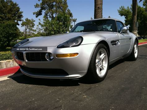 car repair manuals online pdf 2000 bmw z8 seat position control 2000 bmw z8 silver black 6 speed hard top 2 owners rare car