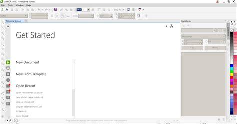 tutorial dasar corel draw x4 pdf cara menggambar dengan corel draw untuk pemula guru corel