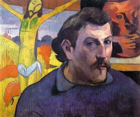 gauguin by himself by paul gauguin and savageness escape into life