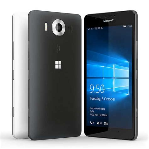 Microsoft Zeiss windows phone is back meet the lumia 950 and lumia 950 xl