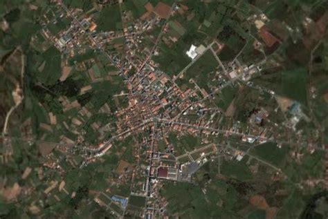 imagenes sorprendentes vistas desde el satelite melide vista desde el aire foto satelite melide
