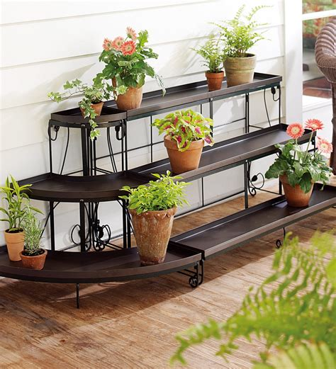 indoor plant shelves insert natural appeal   fresh