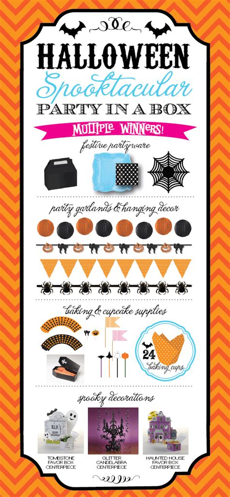 Halloween Giveaway Ideas - halloween giveaway amy s party ideas