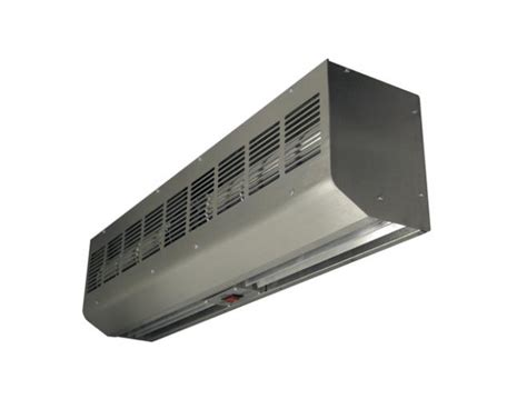 leading edge air curtain low profile air curtain marley engineered products