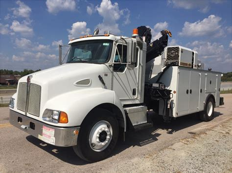 kenworth mechanics truck kenworth service trucks utility trucks mechanic trucks