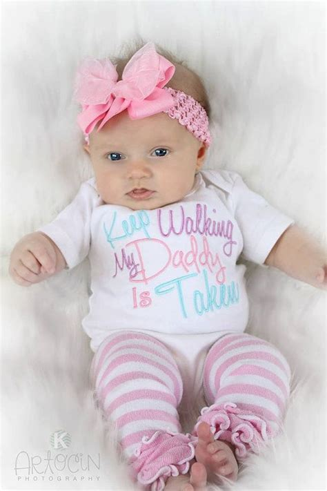 newborn baby clothes baby clothes embroidered with keep walking my