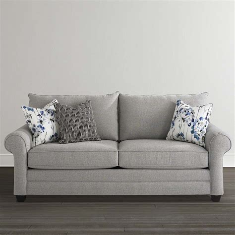bassett alex sectional queen sofa sleeper living room bassett furniture