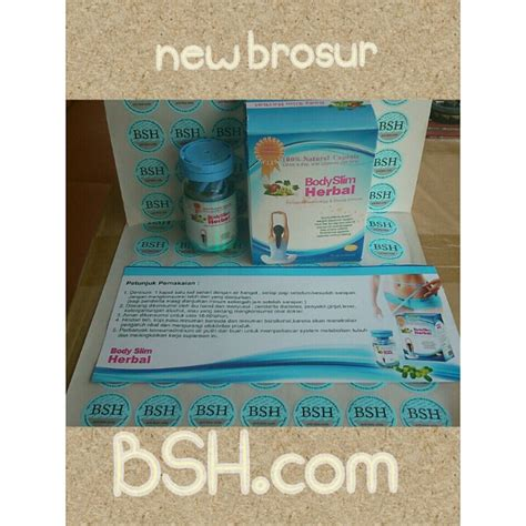 Alis New Packing Original Jual Slim Herbal Bsh New Packing Original Laci