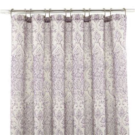 jcpenney purple curtains 17 best images about bathroom on pinterest burlap shower