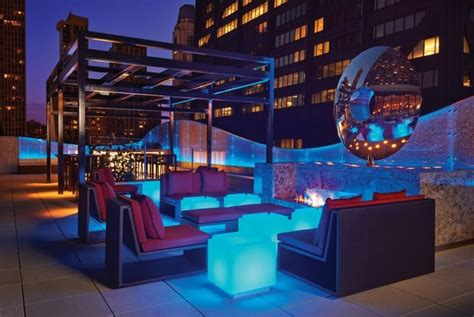 roof top bars in chicago the top 20 ritz carlton hotels in the world