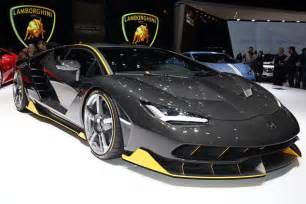 Lamborghini Special Edition Lamborghini S Limited Edition Centenario Supercar Is An
