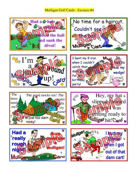 printable mulligan tickets golf mulligan tickets related keywords golf mulligan
