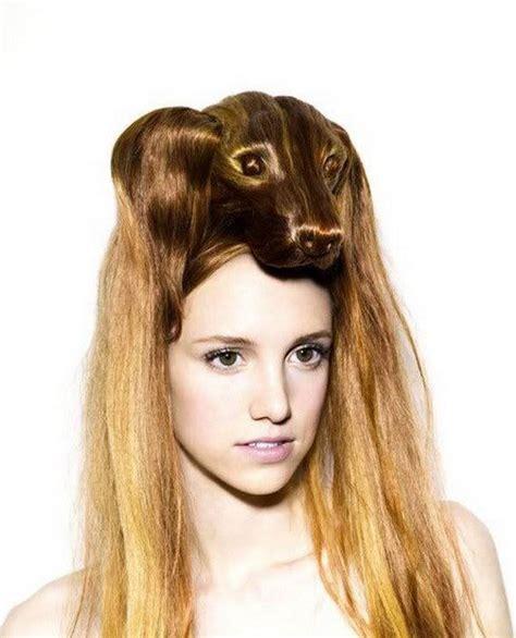 Strange Hairstyles by Weirdest Hairstyles Of 2014