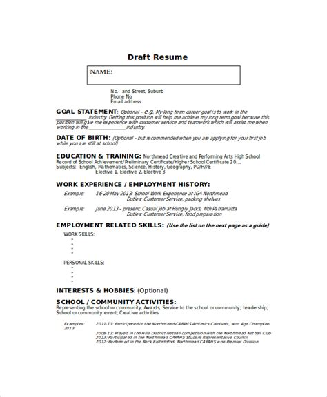How To Put Babysitting On A Resume by How Do You Put Babysitting On A Resume Resume Ideas