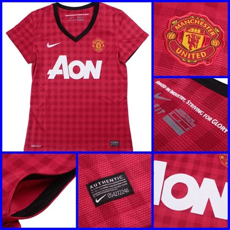 Jersey Manchester United Home 2012 2013 manchester united home 2012 2013 jersey bola 172