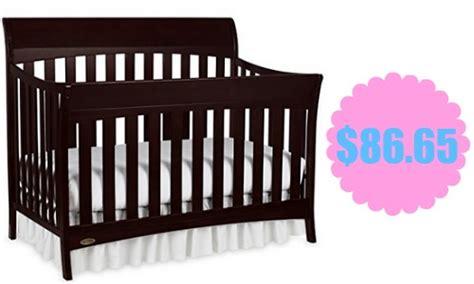 Crib Deal by Graco Rory Convertible Crib 86 65 Shipped Southern Savers