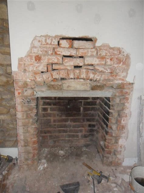 Chimney And Fireplace Repair by From Start To Finish On Installing Pergo Flooring On