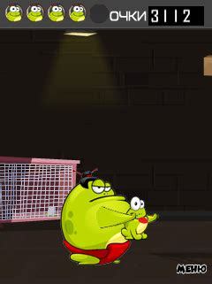 tap the frog: run java game for mobile. tap the frog