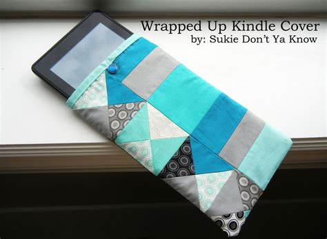 pattern for quilted kindle cover quilted kindle cover make