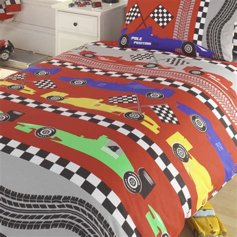 racing cars grand prix bedding kids bedding bedding