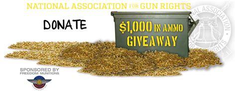 National Giveaway Association - national association for gun rights