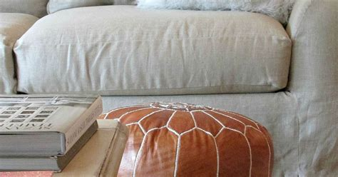 how to clean linen couch tutorial for a linen slipcovered couch hometalk