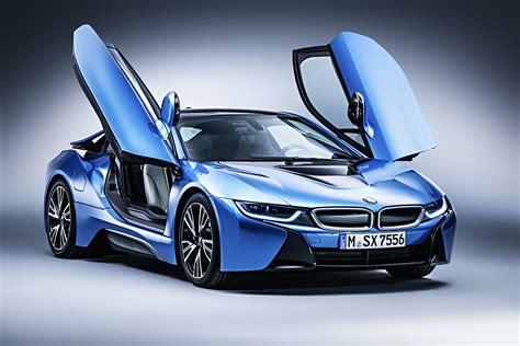 bmw supercar blue 2016 bmw i8 review autoguide com news
