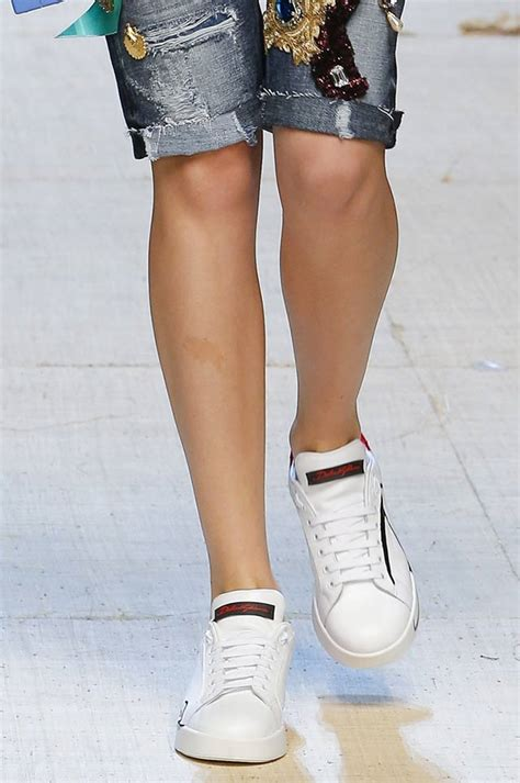 white sneakers trend obsession 13 summer 2017 shoe trends