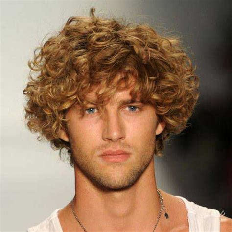 mens haircuts blonde curly 20 short curly hairstyles for men mens hairstyles 2018