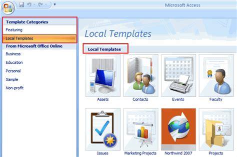 Exploring Microsoft Access Database Office 2007 Bzu Multan Microsoft Office 2007 Templates Free
