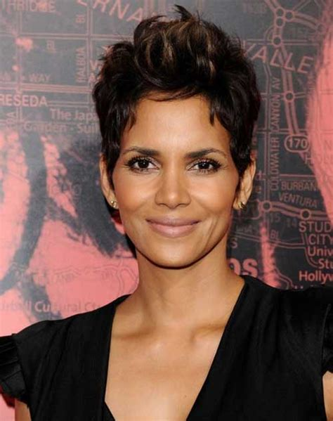 halle berry hairstyles for women over 50 celebrity black women hairstyles short hairstyles 2017