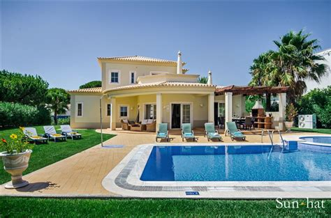 4 bedroom villas in portugal villa alexa 4 bedroom villa in vilamoura area algarve