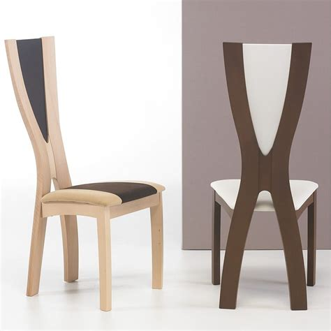 Chaise En Bois Moderne by Chaises Modernes Trendy Chaises Design Scandinave Vitak